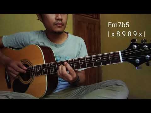 Danilla - Entah Ingin Ke Mana (Gitar Cover + Chord Gitar)