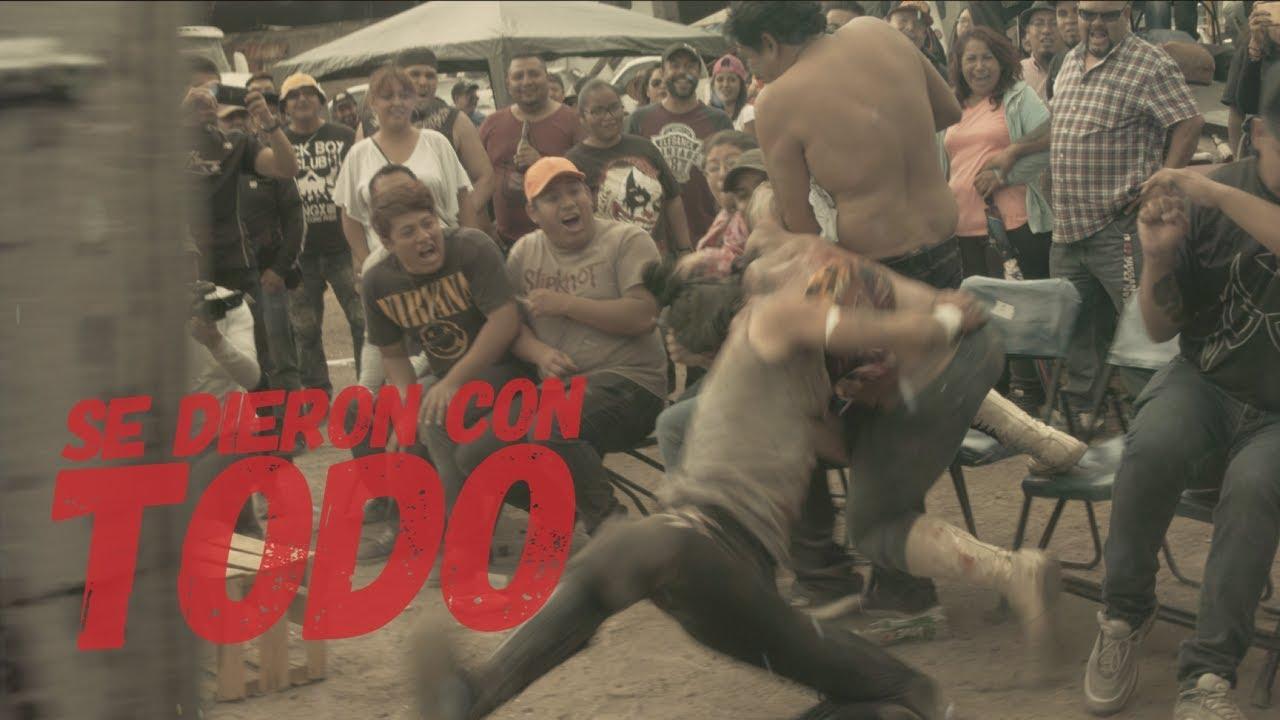 Lucha libre mexicana extrema, Zona 23