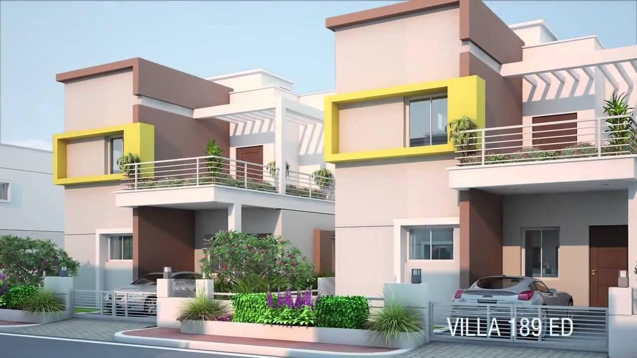 Ramakrishna Villaa Greenz In Srinagar Vijayawada By Housing 3 BHK