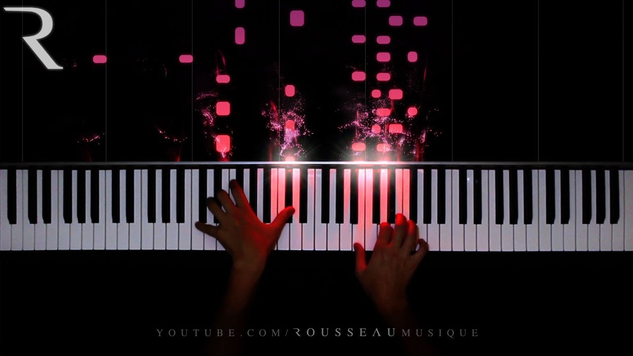 Marshmello - Alone (Piano Cover) - YouTube