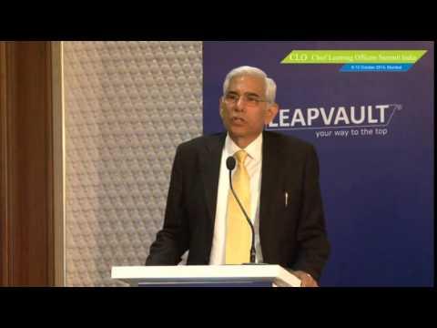 Shri Vinod Rai, Former Comptroller and Auditor General of India Speaking at CLO Summit India 2014