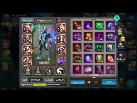Taichi Panda with DracaryS new update 2020 part 1. /Runes/