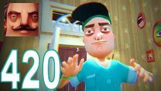 Hello Neighbor - My New Neighbor Child Act 2 Gameplay Walkthrough Part 420