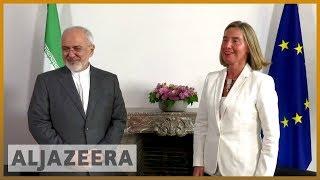 🇮🇷 Iran's Zarif says talks with EU on nuclear deal 'good start' | Al Jazeera English