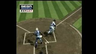 World Series Baseball 2K1 Dreamcast Gameplay_2000_07_20_1