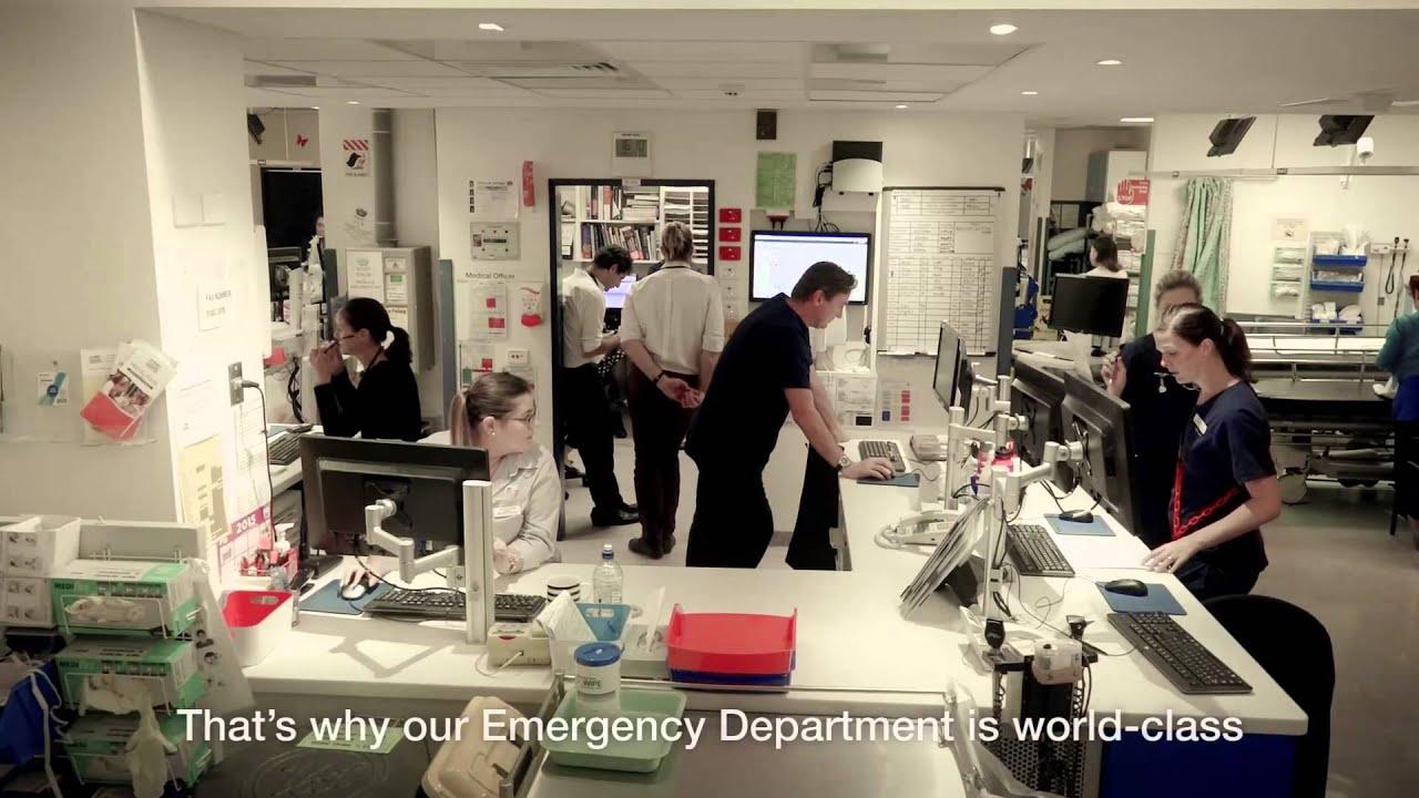 Youtube Hospital Emergency Room