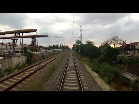 Bulgarian railways cab ride: Plovdiv - Septemvri