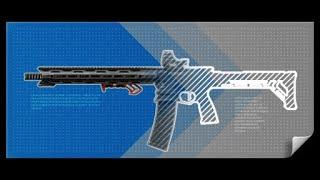 Создаю Cobalt Kinetics EDGE Rifle за карточки и пытаюсь играть! Первые впечатления! Warface/Варфейс
