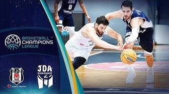 Besiktas Sompo Sigorta v JDA Dijon - Full Game - Basketball Champions League 2019-20