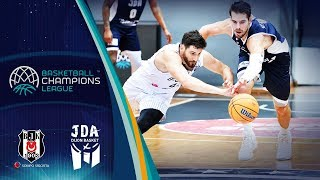 Besiktas Sompo Sigorta v JDA Dijon - Full Game - Basketball Champions League 2019-20