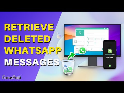 How To Retrieve Deleted WhatsApp Messages From Samsung Galaxy