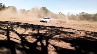 Ford Fairmont giar test drive (police car build)