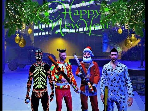 GTA 5 -SHQIP- Tu e festu vitin e ri 2017