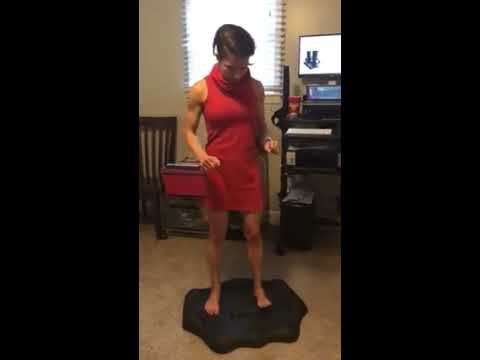 Eazeemats Standing Desk Anti Fatigue Mat Product Review