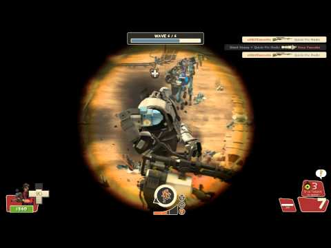 TF2 Mann vs Machine: Best Sniper Loadout! [Commentary]