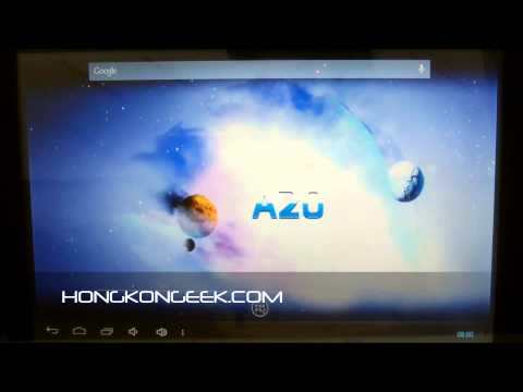 - UNBOXING AND TEST - ANDROID TV BOX AT-758 ANDROID 4.2