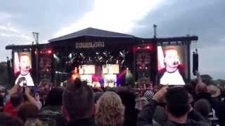 Linkin Park - Points Of Authority - Download Festival 2014