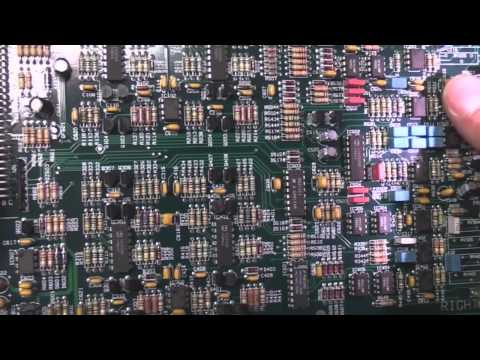 Dolby CP500  Digital Cinema processor teardown