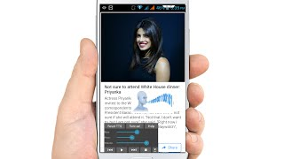 Best Voice Reader App for Android Listen everything in Phone (Voice Aloud Reader)