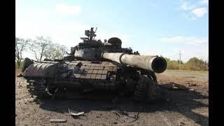 Как танк ополченцев в одиночку разгромил шесть «Булатов» ВСУ в Новосветловке