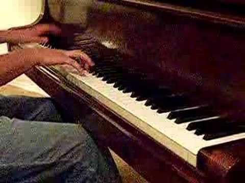 Final Fantasy VII on Piano - One-Winged Angel