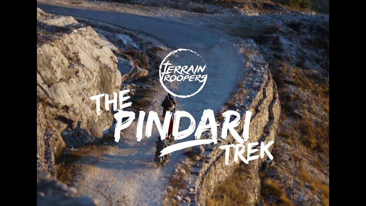 The Pindari Trek 2017-2018