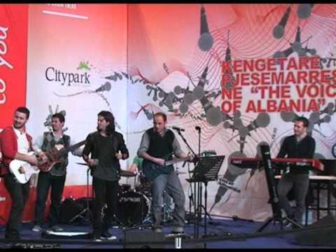 The Voice of Albania ne Citypark 25.2.2012