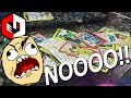 WHY YOU FALL BACK?!? DC Comics Coin Pusher Arcade Game FAIL