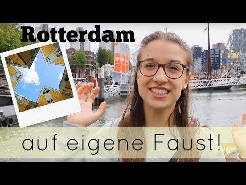 Rotterdam auf eigene Faust + DOWNLOAD