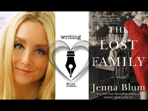 LOVE and LOSS with Jenna Blum