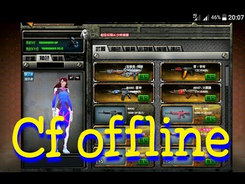 Đột Kích  offline | full tiền | full map | quá đã