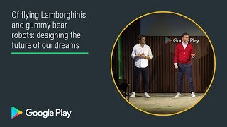 Designing the future of our dreams (Innovation track - Playtime EMEA 2017) thumbnail