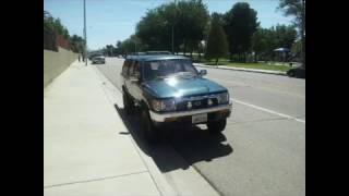 My Truck..... a.k.a Dirty Girl!