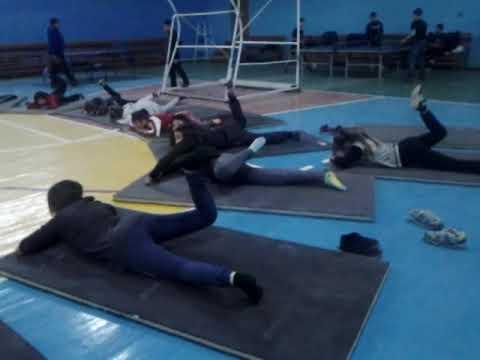 Суставная партерная гимнастика бубновского 1991 г видео боль в суставах хруст