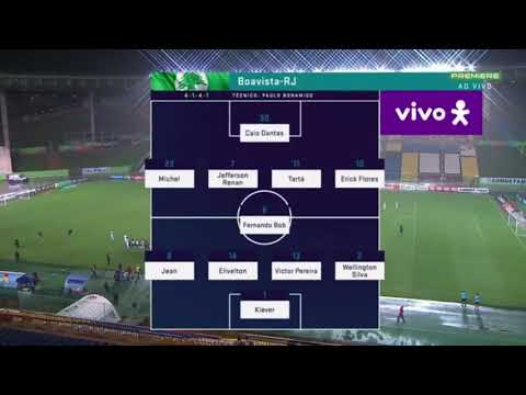 Boavista 0 x 1 Vasco - Melhores Momentos - highlights