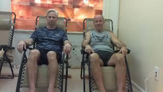 Testimonials of John -cold and edema  and Joe, sinuses issues  all his life 011