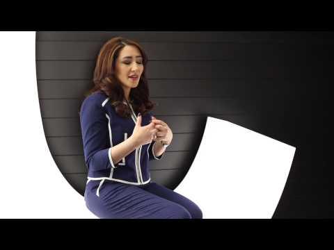 Amel Arab - AlAraby Presenter  أمال عراب .. المذيع والإعلام علاقة حب