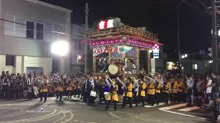 #相良お祭り/#飯津佐和乃神社例祭(2019.09.16)叩き合い@さ組@2カメ