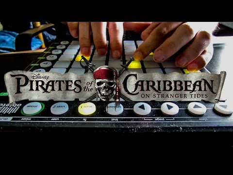 He's a Pirate - Pirates of the Caribbean - Launchpad Orchestral Remix (Instrumental)