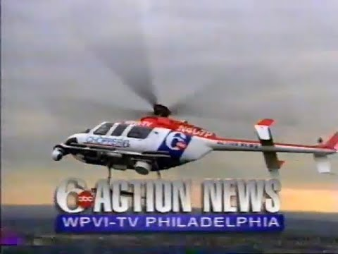 (November 13, 1998) WPVI-TV 6 ABC Philadelphia Commercials: MEGA BLOCK