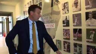 Emirates Old Trafford history with Mike Atherton