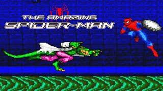 The Amazing Spider-Man vs. The Kingpin - Mega Drive