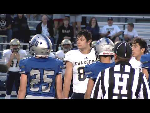Ben Franklin vs Snowflake High School Football Full Game 3A Arizona Football