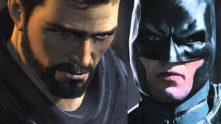 BATMAN Bruce Wayne Training With Master Kirigi & SHIVA - Batman Arkham Origins Initiation Gameplay