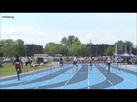 2014 Canadian Junior Track and Field Championships: men