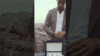 Claudio Marchisio - Unboxing Gerald Charles Anniversary Watch