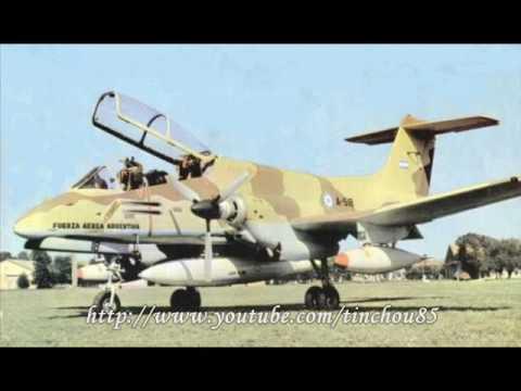 Pucara en Malvinas - Roberto Rimoldi Fraga