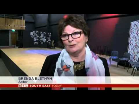 Brenda Blethyn discusses Project MotorHouse