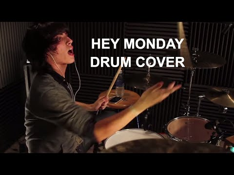Ricky - HEY MONDAY - How You Love Me Now (Drum Cover)