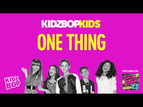 KIDZ BOP Kids - One Thing (KIDZ BOP 23)